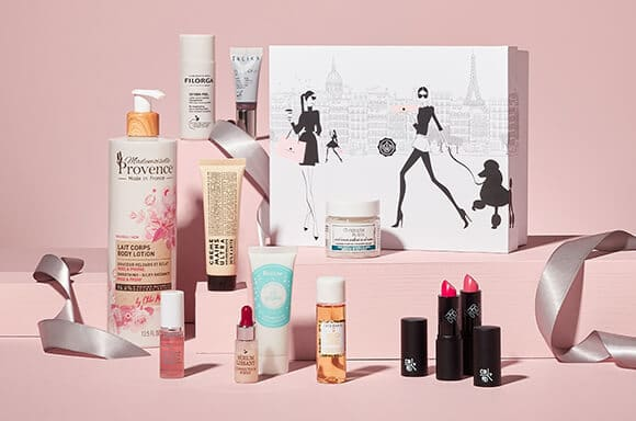glossybox BOX POUR FILLE