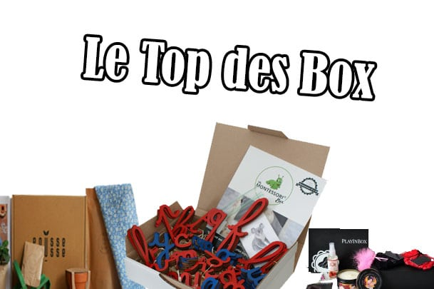top des box