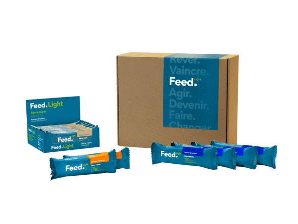 feed - coffret complement alimentaire