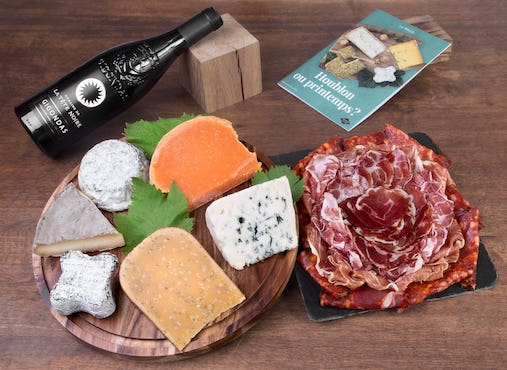 Box tentation fromage